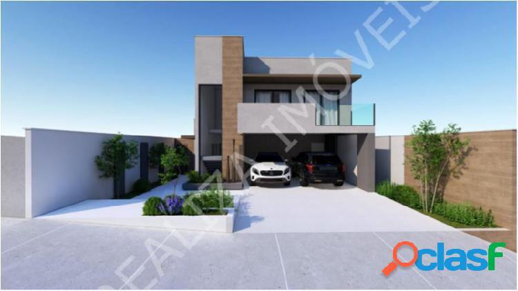 Casa com 3 dorms em poços de caldas - residencial morumbí por 680 mil à venda