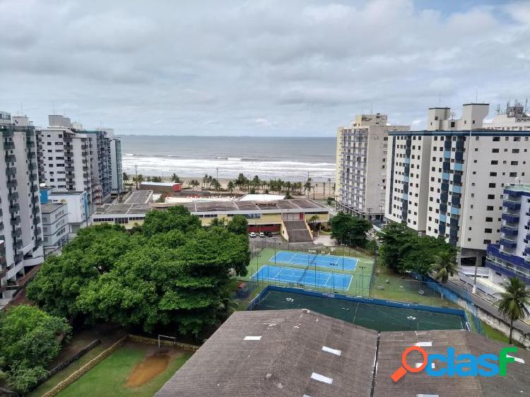 Apartamento com 2 dorms em praia grande - ocian por 290 mil à venda