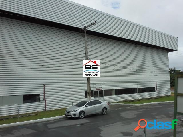 Galpão - aluguel - manaus - am - distrito industrial 2)