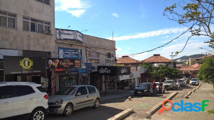 Sala Comercial - Aluguel - Sao Pedro da Aldeia - RJ - Centro)