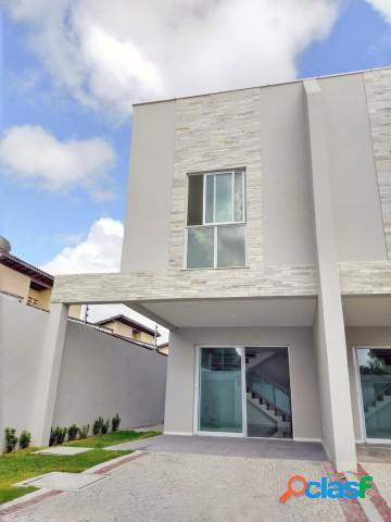 Casa duplex - venda - eusébio - ce - timbu