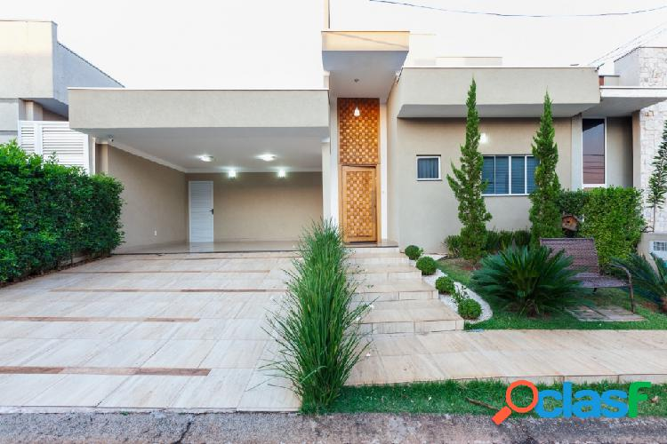 Casa em condomínio - venda - mirassol - sp - village mirassol iii