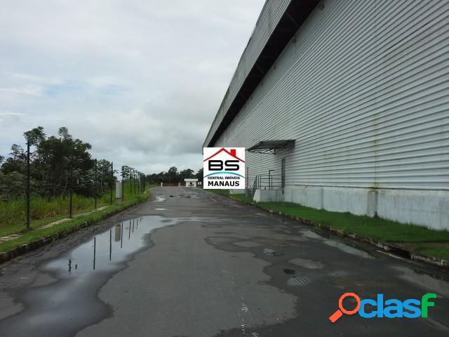 Galpão - aluguel - manaus - am - distrito industrial i)