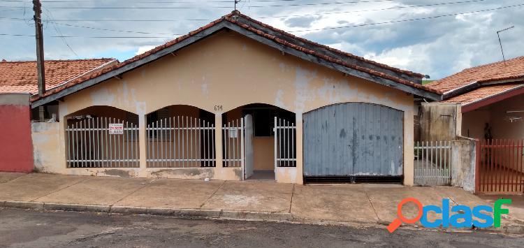 Casa - venda - itaí - sp - jd. sto. antonio
