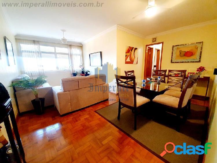 Apartamento centro de sjcampos sp de 2 dormitórios 115 m² e 1 vaga garagem