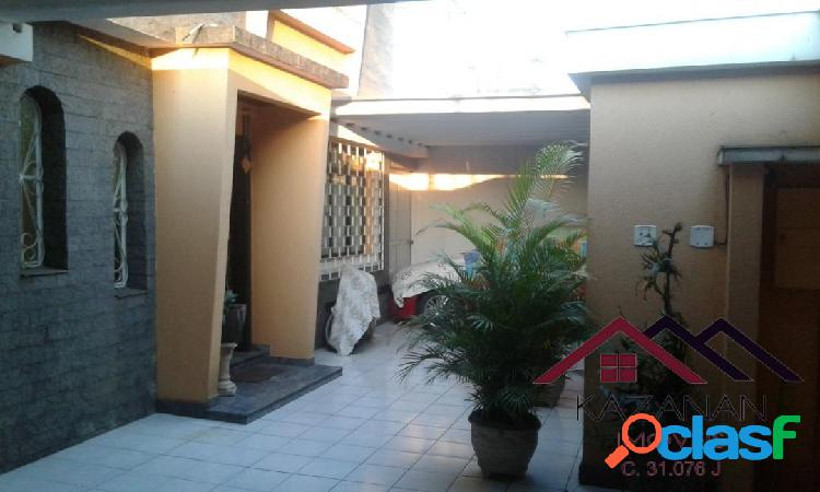 Casa com 05 dormitórios 04 vagas na Ponta da Praia - Santos 1
