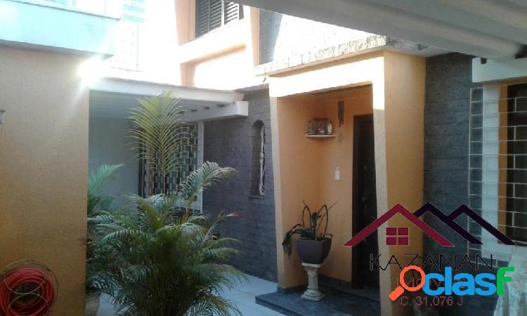 Casa com 05 dormitórios 04 vagas na Ponta da Praia - Santos 2