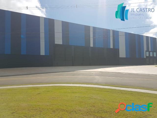 Galpão em Condomínio Industrial - Mogi Mirim - 2.000m2 - Rod SP 147