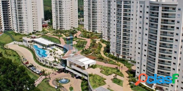 Apartamento 133 m, 3 dorm, 2 suítes - resort tamboré