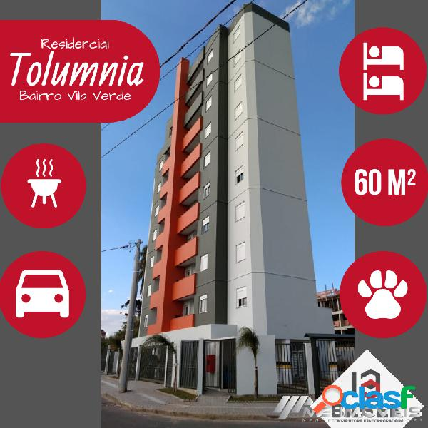 Apartamento vila verde (residencial tolumnia)