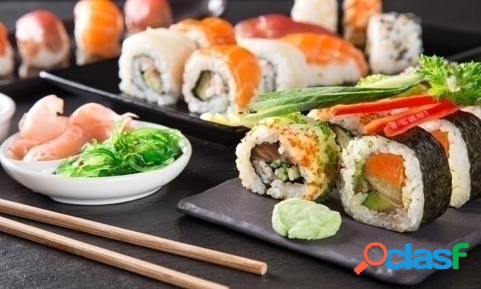 Mrs negócios - restaurante japonês à venda na região central de poa/rs