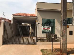 Alugo casa nova na rua vitório sambatti, 636 ''b''