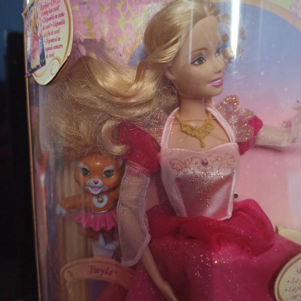 Barbie 12 bailarinas genevive e gata twysla