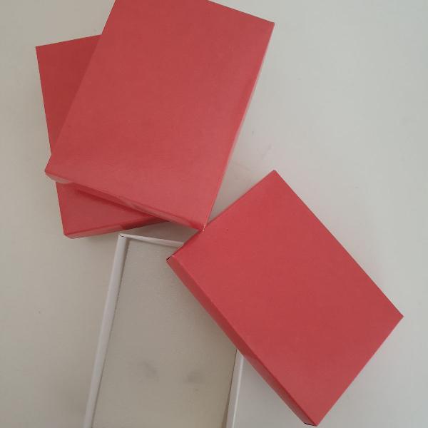Caixas para presentes - pequenas
