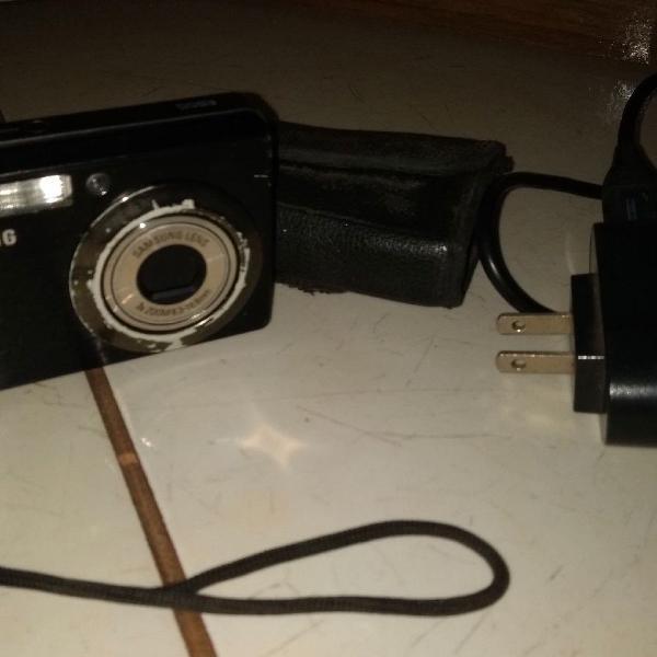 Camera digital samsung easy preta 10 mega pixel