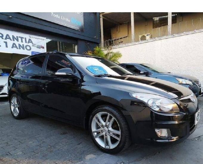 Hyundai i30 CW 2.0i GLS AUTOMÁTICO PRETO 2011