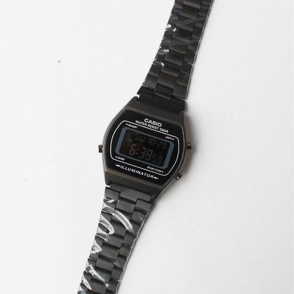 Relógio unissex digital casio vintage b640wb-1adf