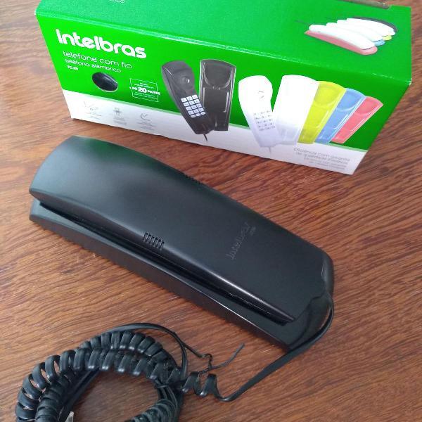 Telefone intelbras tc20 (com defeito no teclado)