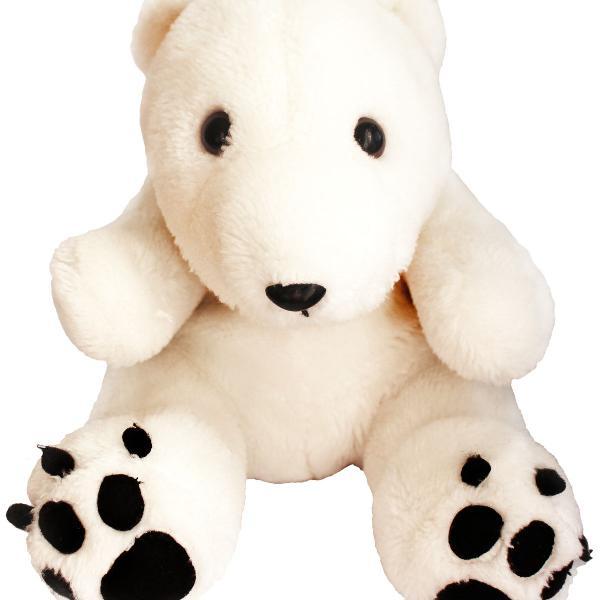Urso polar promoção mamíferos parmalate