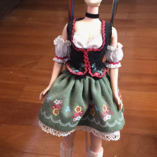 Barbie colecionador oktoberfast