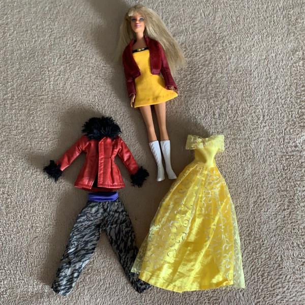 Barbie mattel 1999