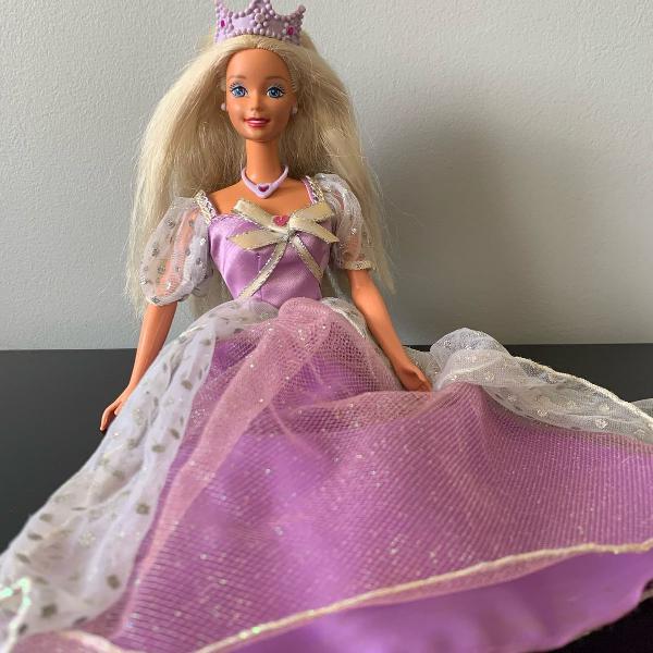 Barbie princesa anos 90