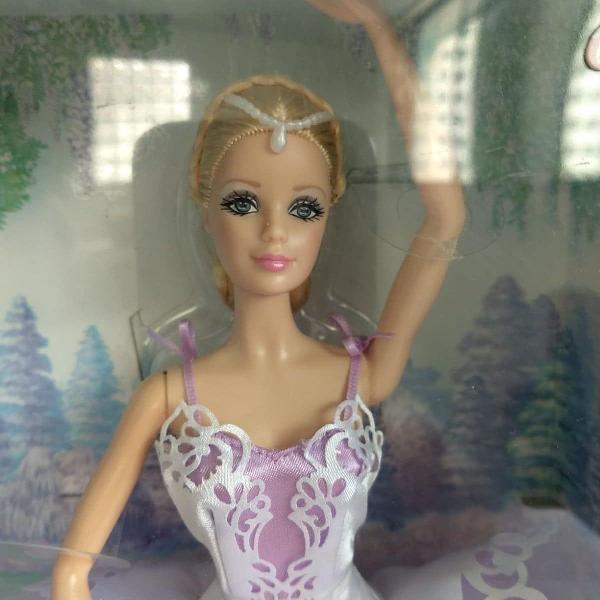 Boneca barbie collector ballet wishes 2015 lacrada
