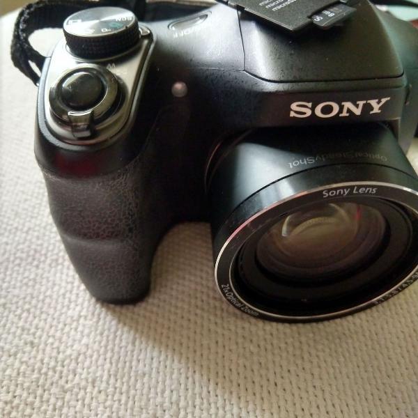 Camera sony cyber shot dsc h100, 16,1 mp