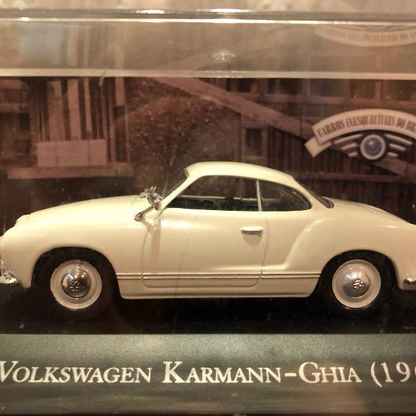 Carros miniatura colecionável
