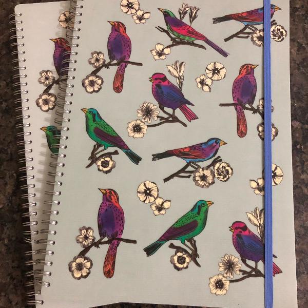 Conjunto de cadernos paperchase