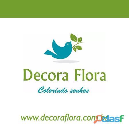 Curso de Arranjos e Buquês | Cursos Presenciais de Arranjos Florais e Buquês | Decora Flora