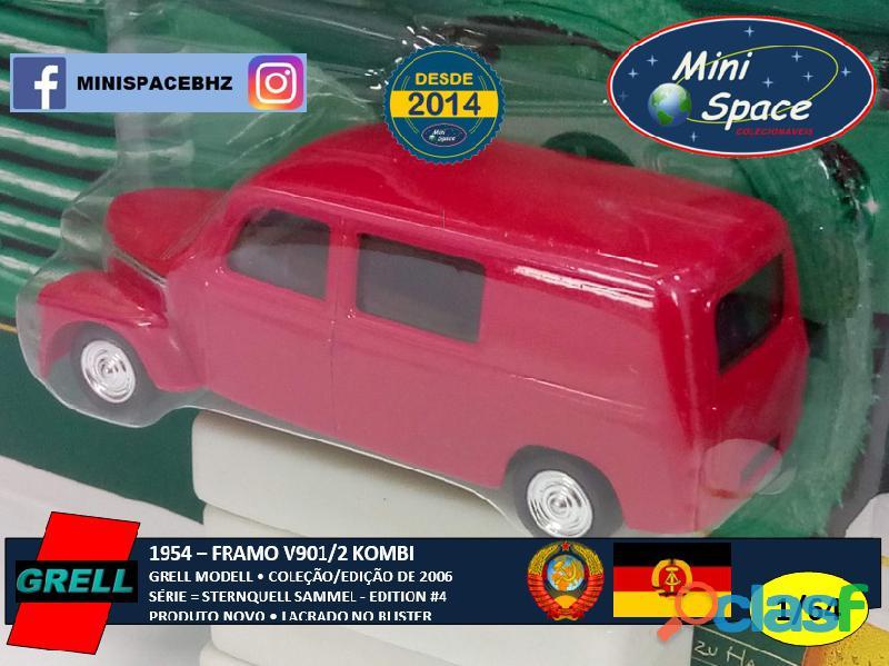 Grell Modell 1954 Framo V901/2 Kombi 1/64 9
