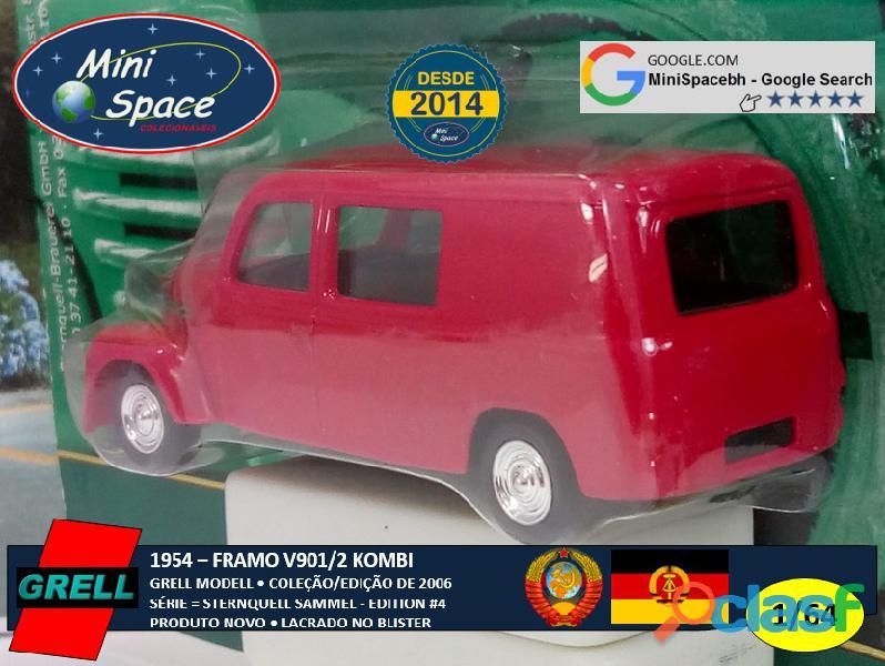 Grell Modell 1954 Framo V901/2 Kombi 1/64 7