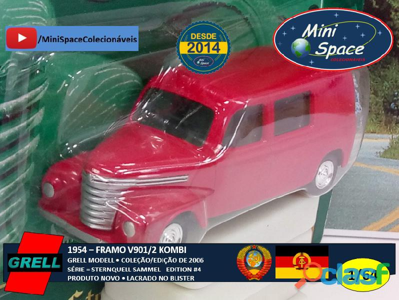 Grell Modell 1954 Framo V901/2 Kombi 1/64 8
