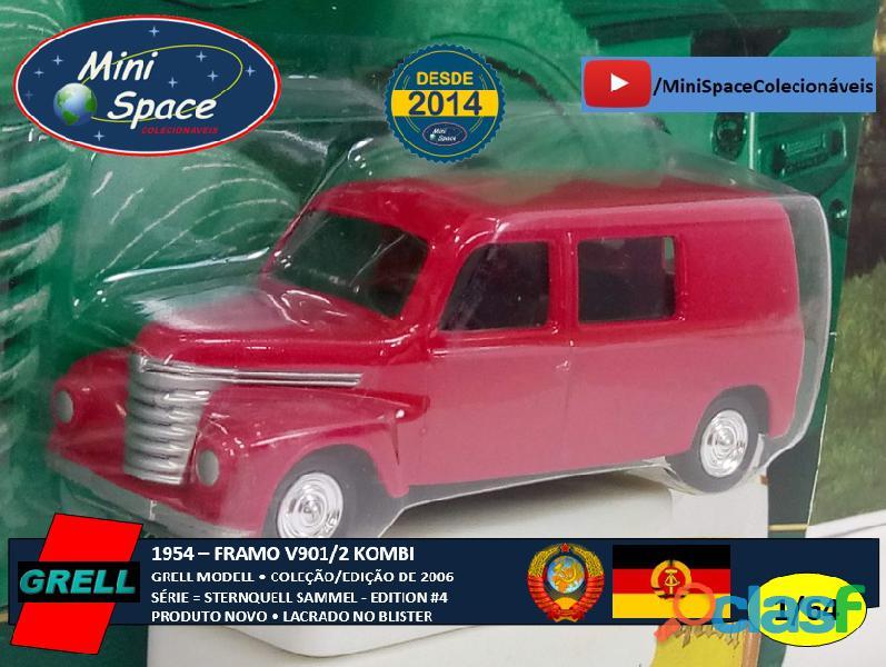 Grell Modell 1954 Framo V901/2 Kombi 1/64 3