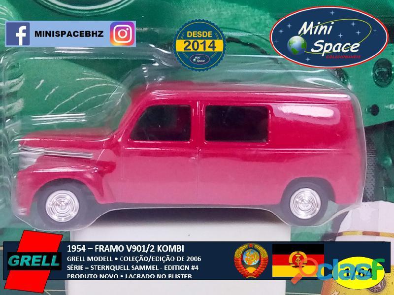 Grell Modell 1954 Framo V901/2 Kombi 1/64 4
