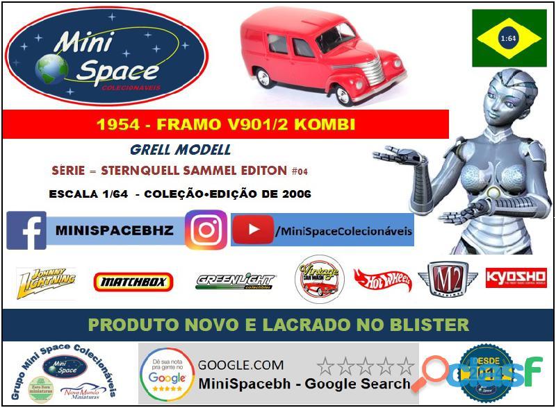 Grell Modell 1954 Framo V901/2 Kombi 1/64 2