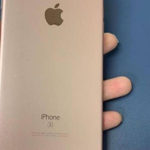 Iphone 6s plus 128 gb dourado