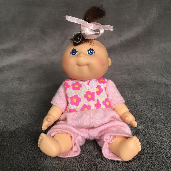 Mini boneca cabbage kids
