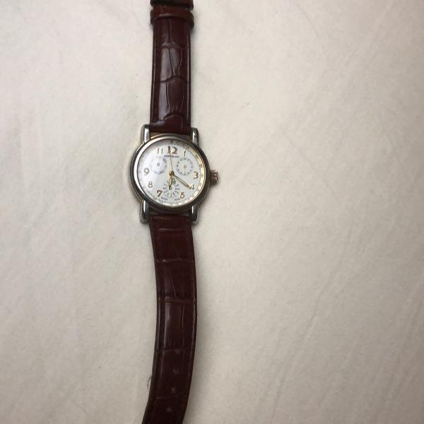 Mont blanc relógio de pulso antigo para usar e colecionar