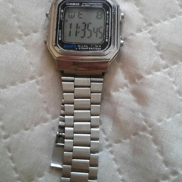 Relógio digital casio vintage original