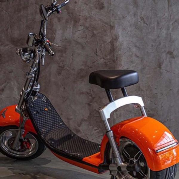 Scooter eletrica 2000w 20ah freio disco moto patinete