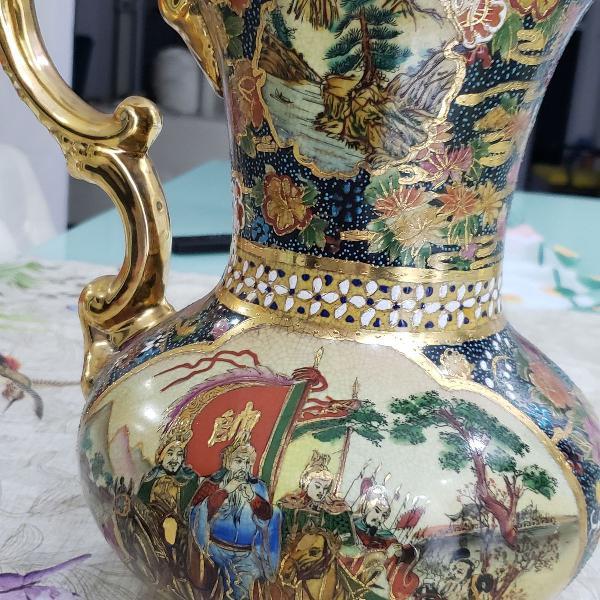 Vaso porcelana chinesa