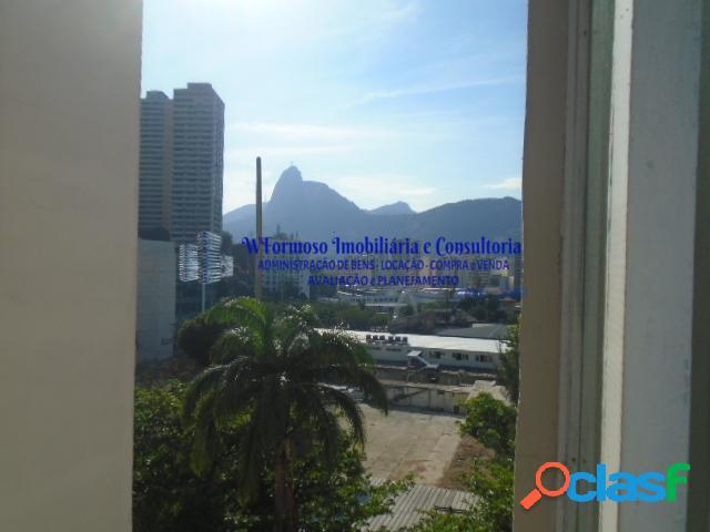 Apartamento com 01 quarto para venda na Rua Lauro Muller em Botafogo, Rio de Janeiro - RJ