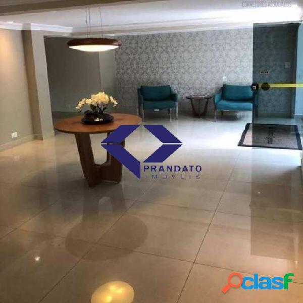 Apartamento moema passaros com 2 suites 3vagas à venda, 86 m²