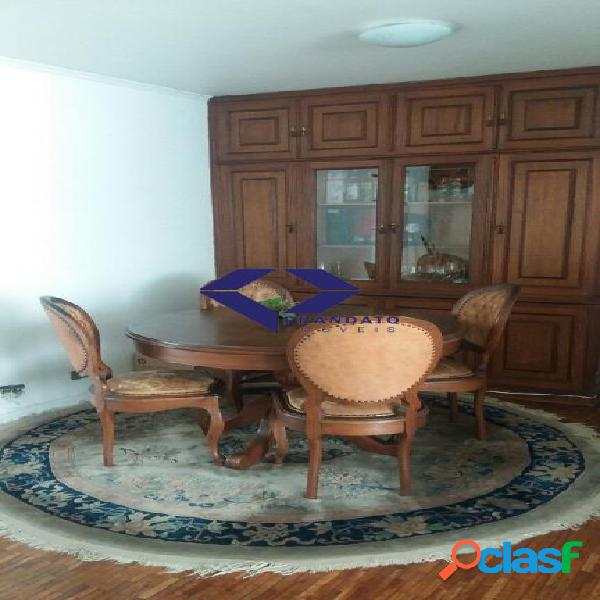 Apartamento venda Moema Pássaros com 3 quartos suite vaga 120 m² 1