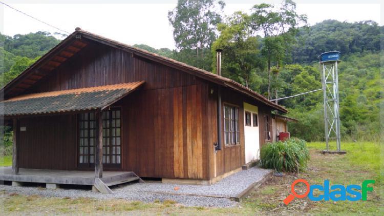 Sitio no Rio Manso 1