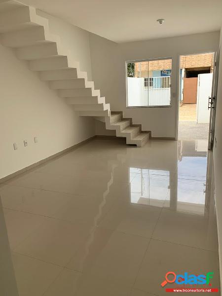 Vendo: casa duplex no bairro jóckey, 80 metros quadrados, fino acabamento.