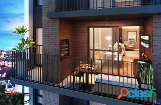 Apartamento à venda 2 quartos (1 suíte) alto da glória - curitiba