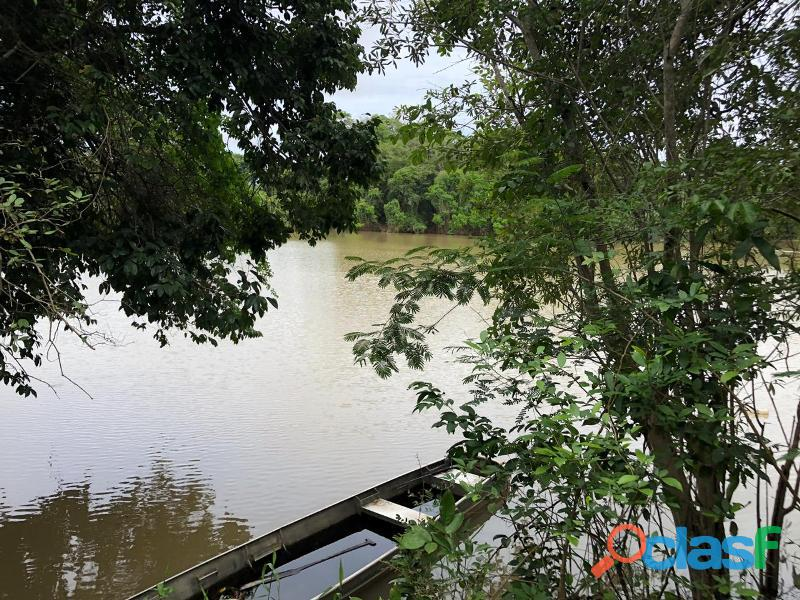 200 alqs cultura planas margeada por rio represas d grande porte jussara go